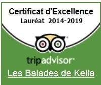 Excellence trip advisor 2017
