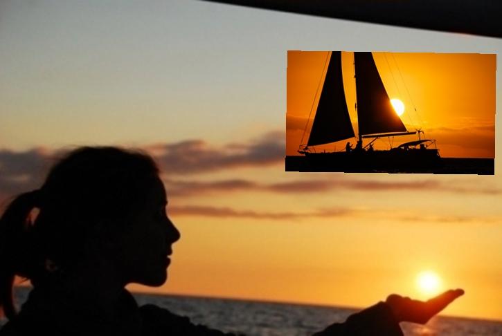Keila Deshaies Guadeloupe, le couchant au creux des mains