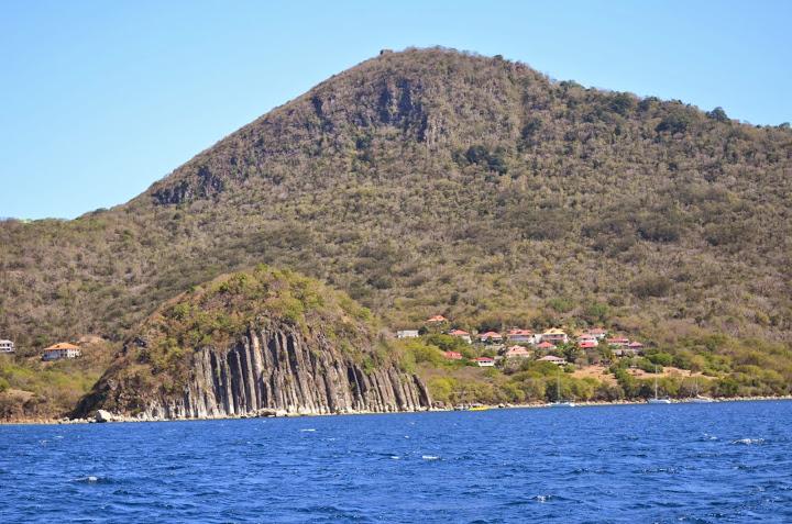 Keila Deshaies Guadeloupe, un grand voilier en dehors du monde